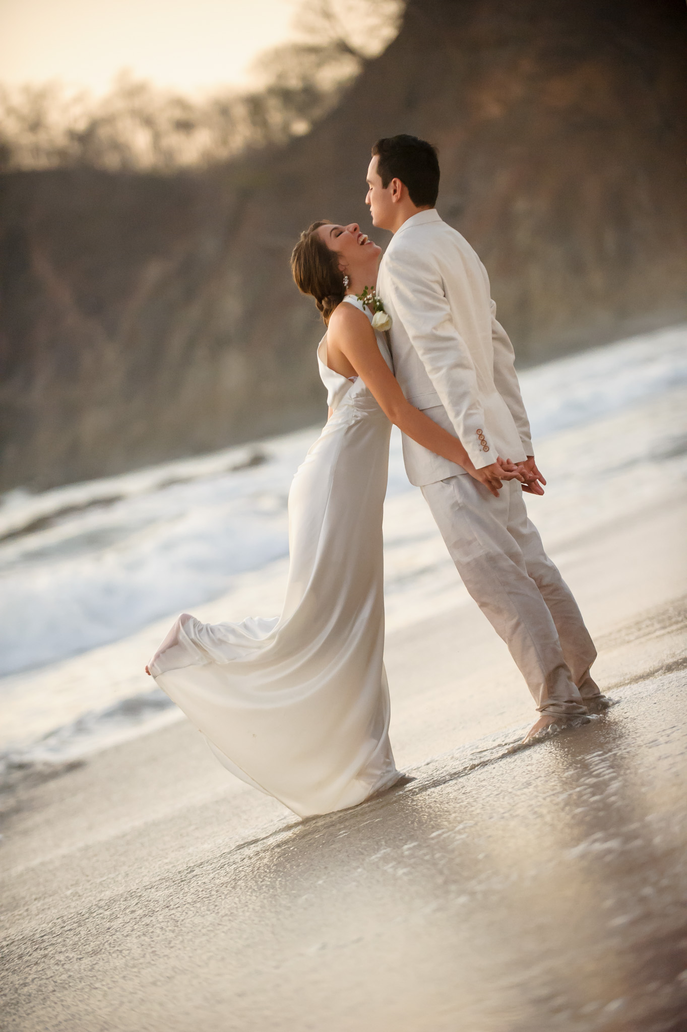 Playa Flamingo Beach Wedding Photographer-9134