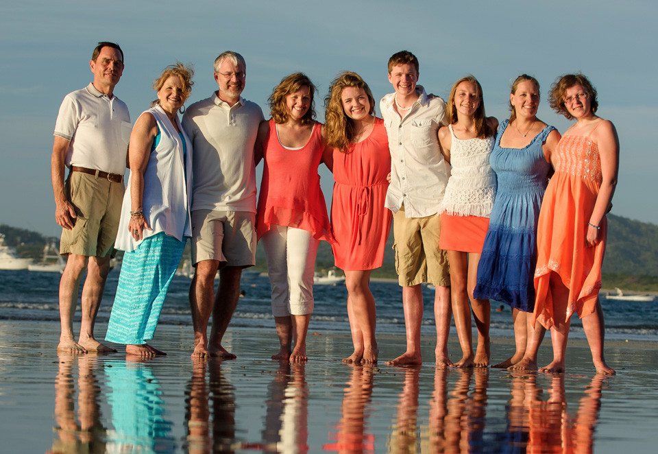 How much are family photos in Costa Rica, Secrets to amazing family photos