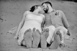 Small wedding Tamarindo photographer