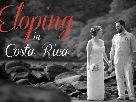 Getting Married in Costa Rica on a Budget