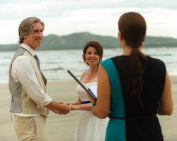 Vow renewal Tamarindo Costa Rica
