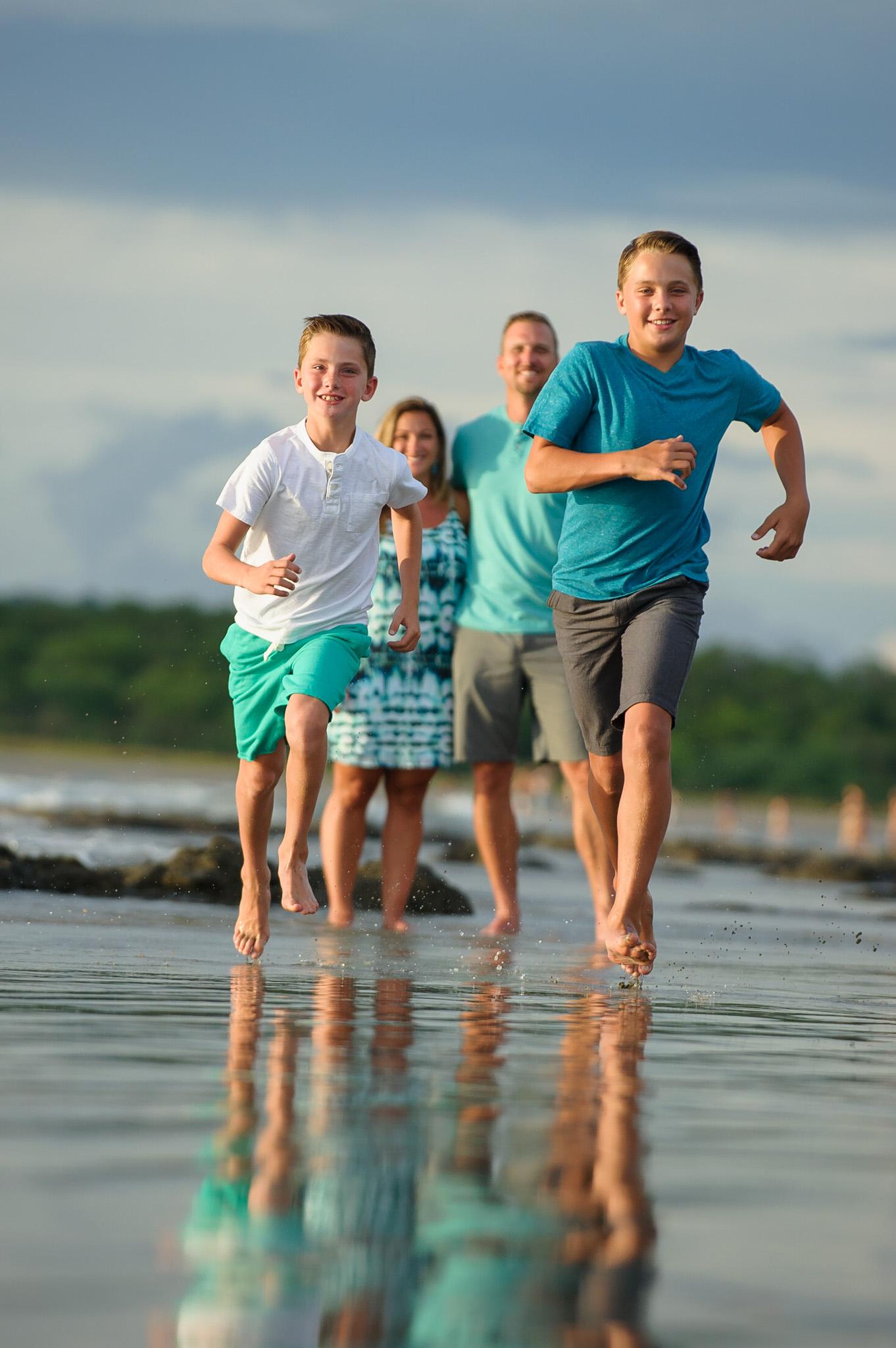 Tamarindo professional family photos