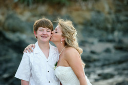 Flamingo Beach Wedding Photographer