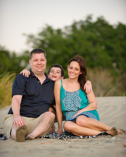 Getting Family Photos in Costa Rica