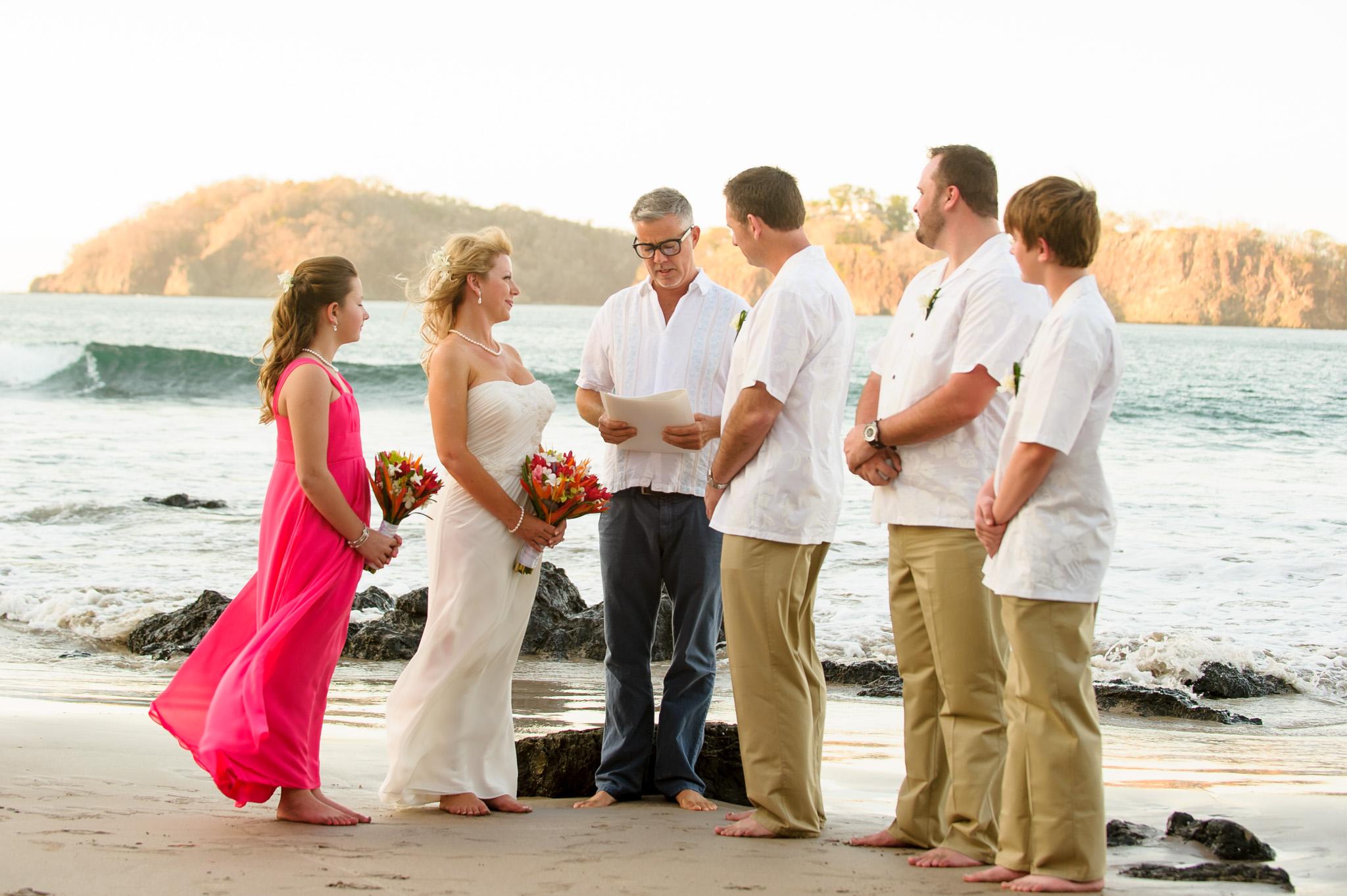 Flamingo Wedding Pictures