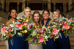 Costa Rica wedding flowers