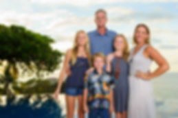 Professional Family Photos in Playa Flamingo, Costa Rica