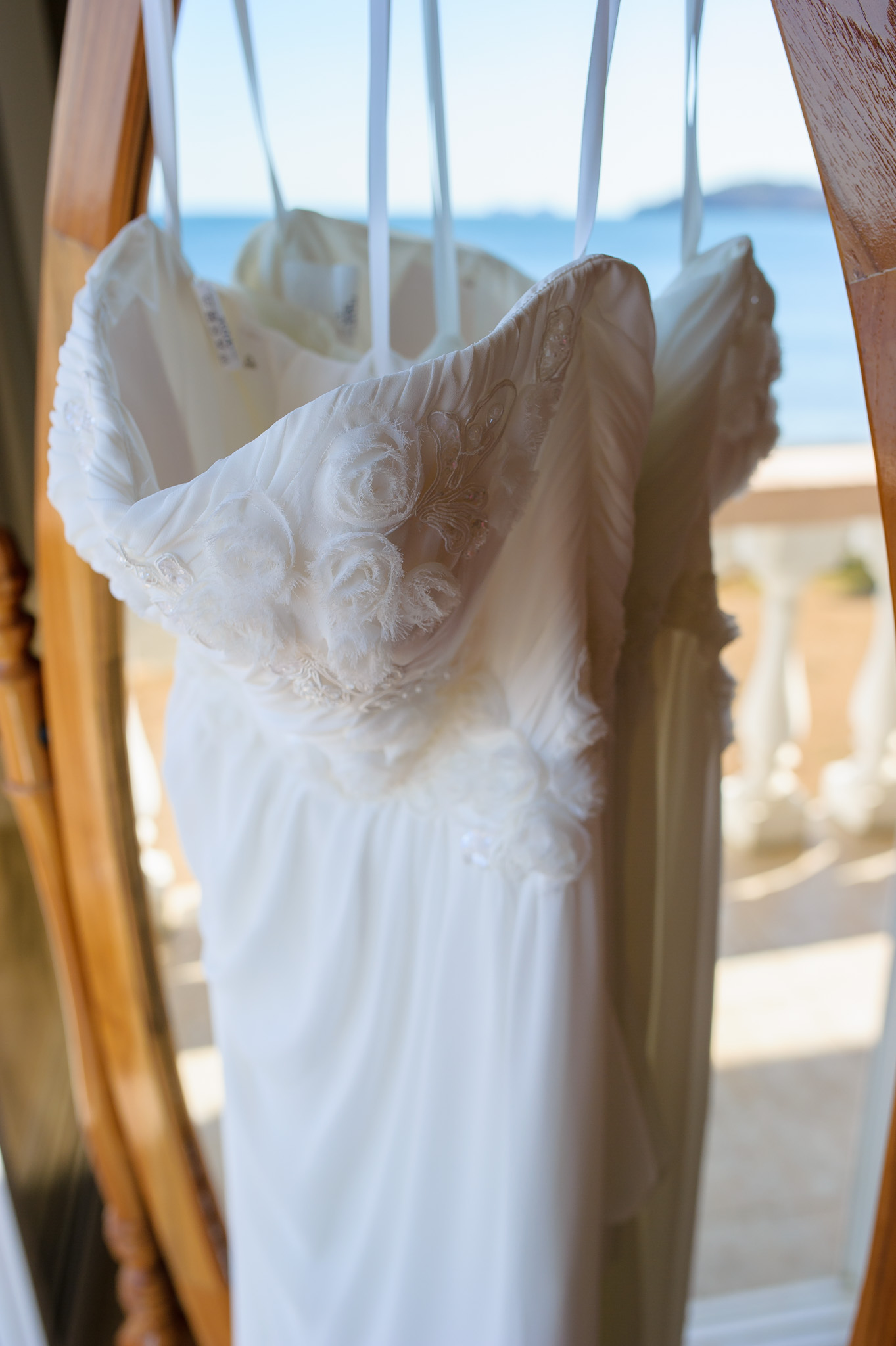 Flamingo Beach Wedding Photography