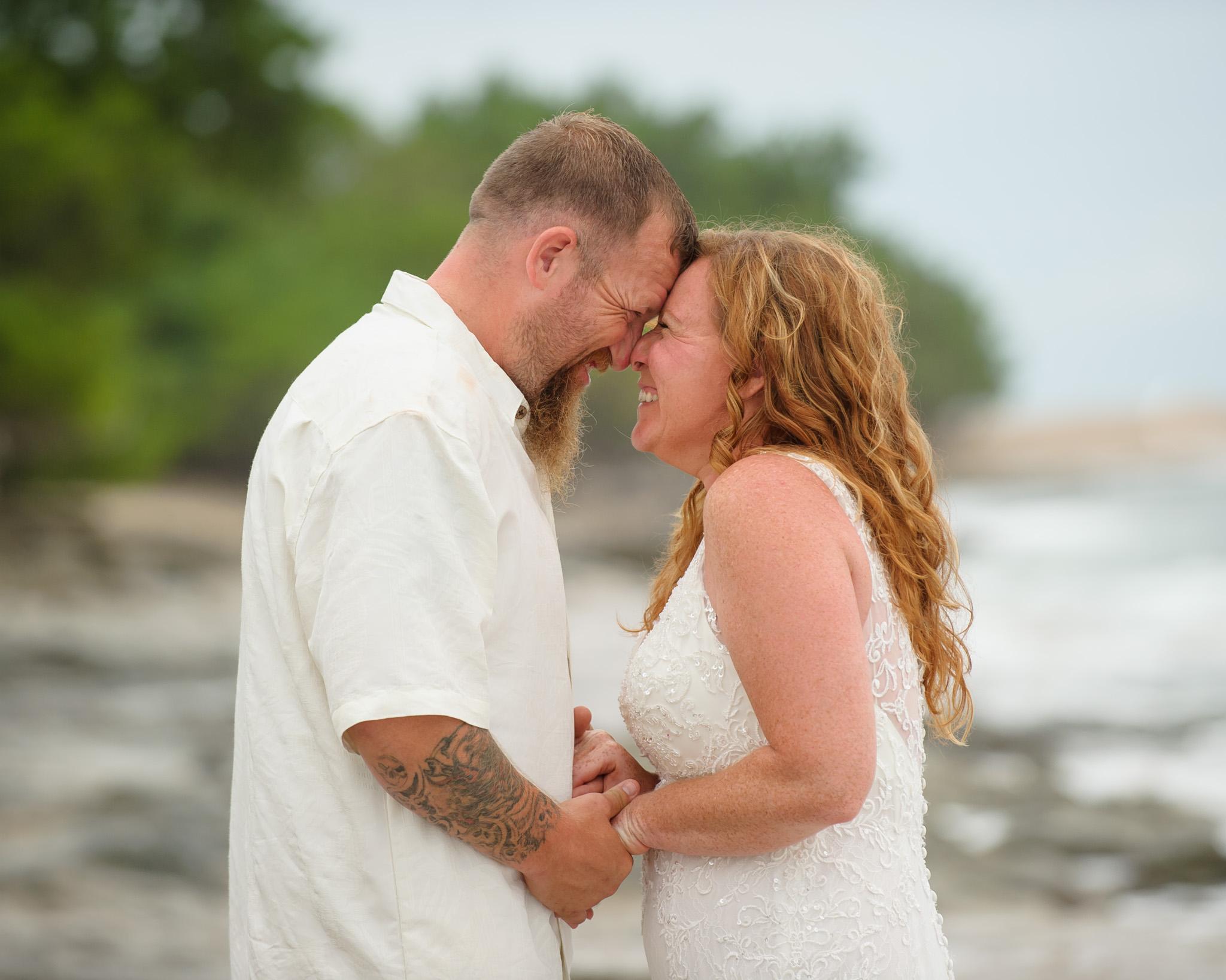 travel photography costa rica couple
