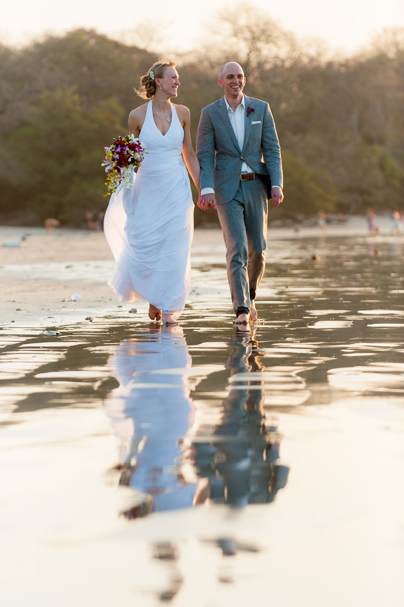 best tamarindo wedding photographer