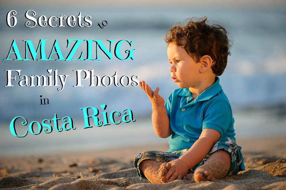 Finding a great photographer in Costa Rica