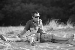 Costa Rica Beach Portrait Photos