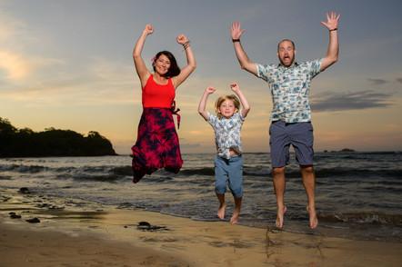 Family activities Costa Rica