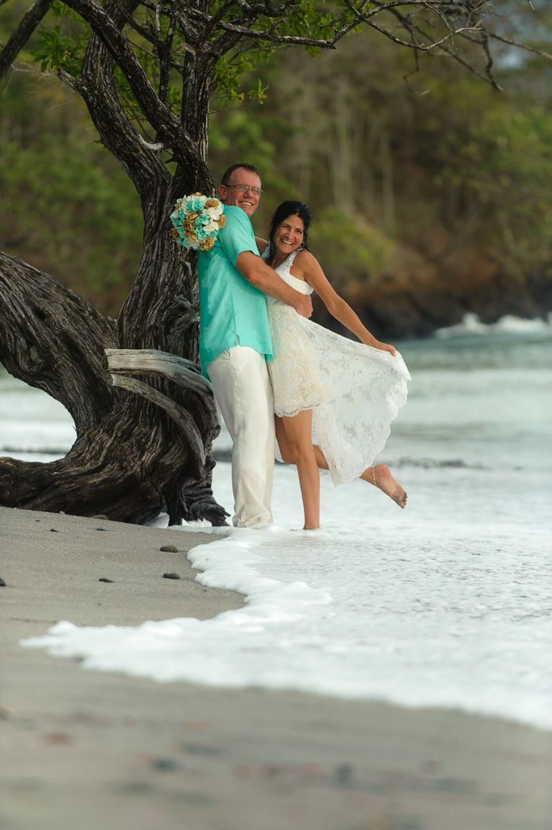 Elopement at Sugar Beach