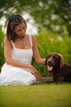 Tamarindo dog photography