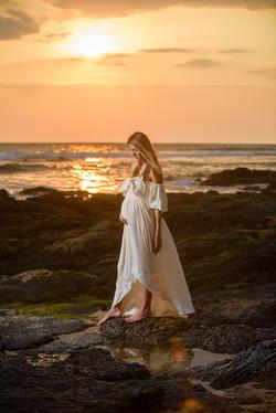 Costa Rica Maternity Pregnancy Photos-78