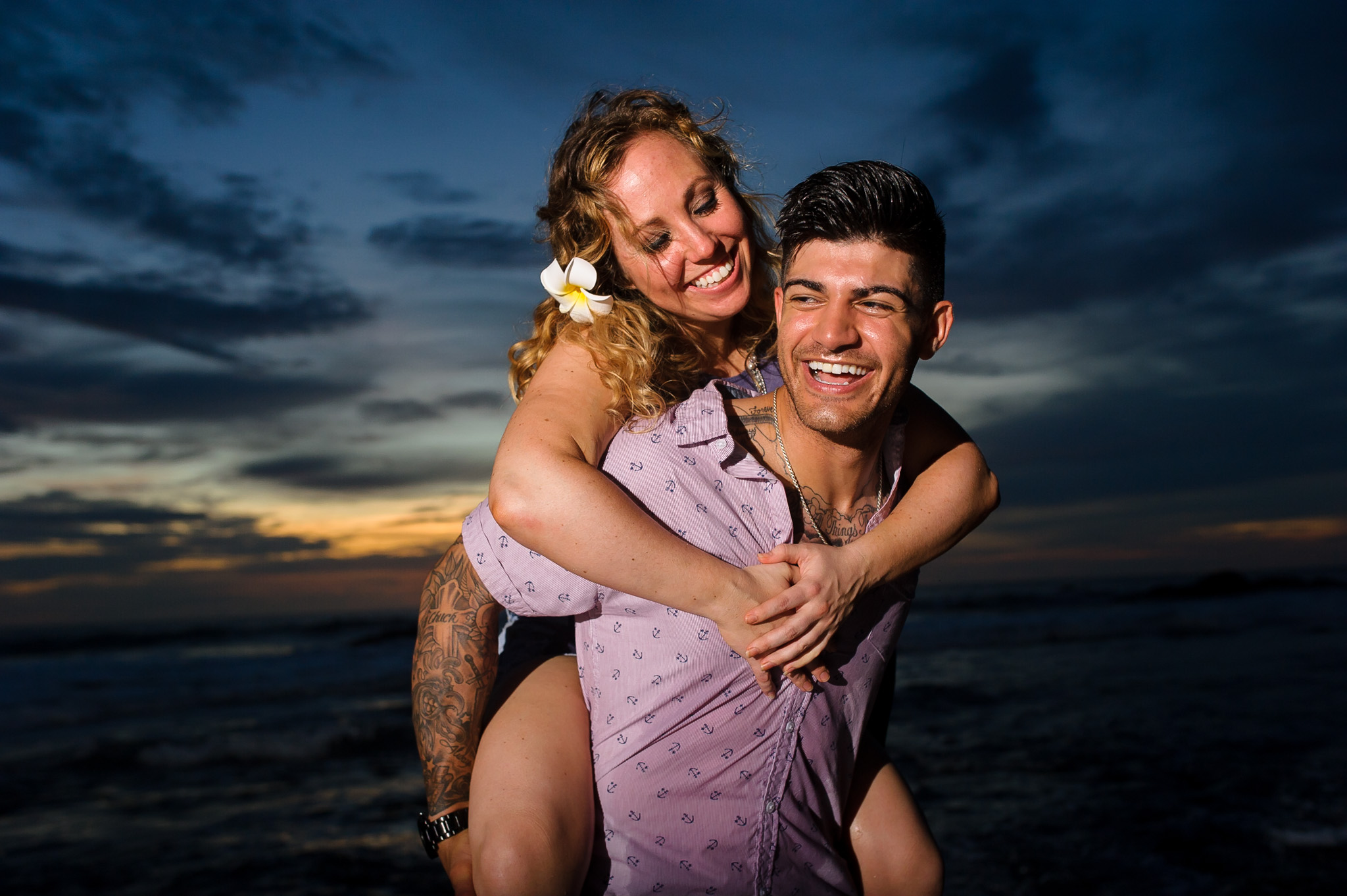 Costa Rica Couples Engagement Photography-8525