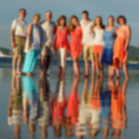 what to wear to your tamarindo family photo session