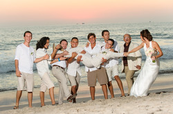 Playa Flamingo Beach Wedding Photographer-8941