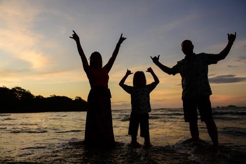 Best family photographer Costa Rica