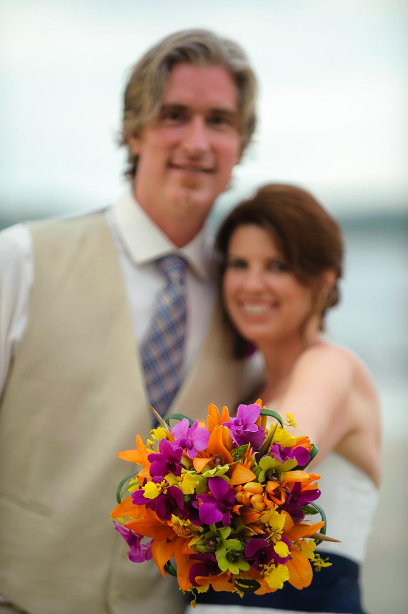 Wedding flowers Tamarindo
