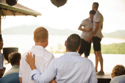 Gay wedding photographer Costa Rica
