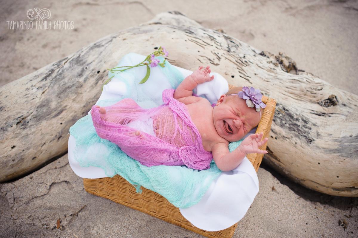 Costa Rica newborn photographer