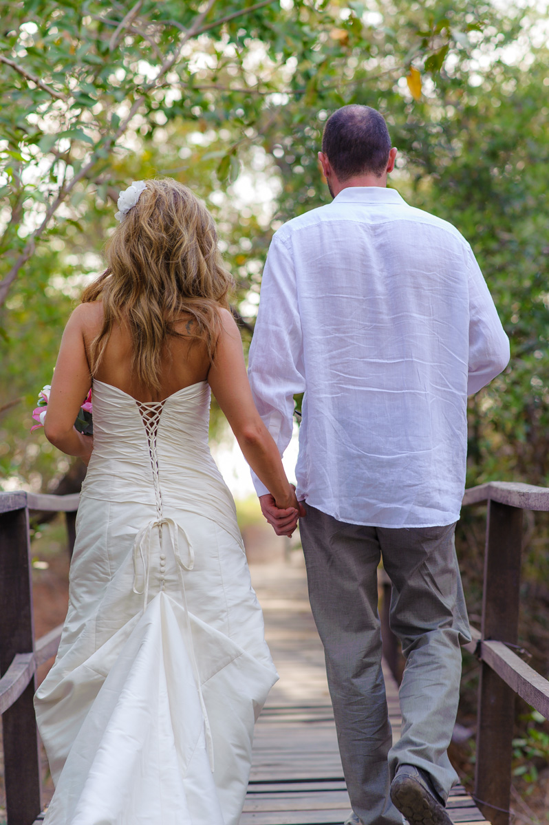 Best place to elope Tamarindo
