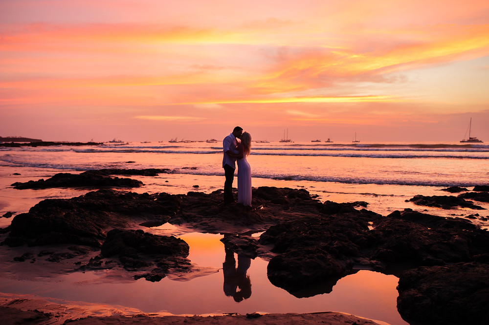Tips and advice for planning an elopement in Costa Rica