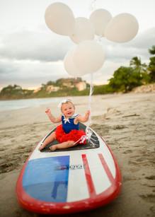 1st birthday photos Costa Rica