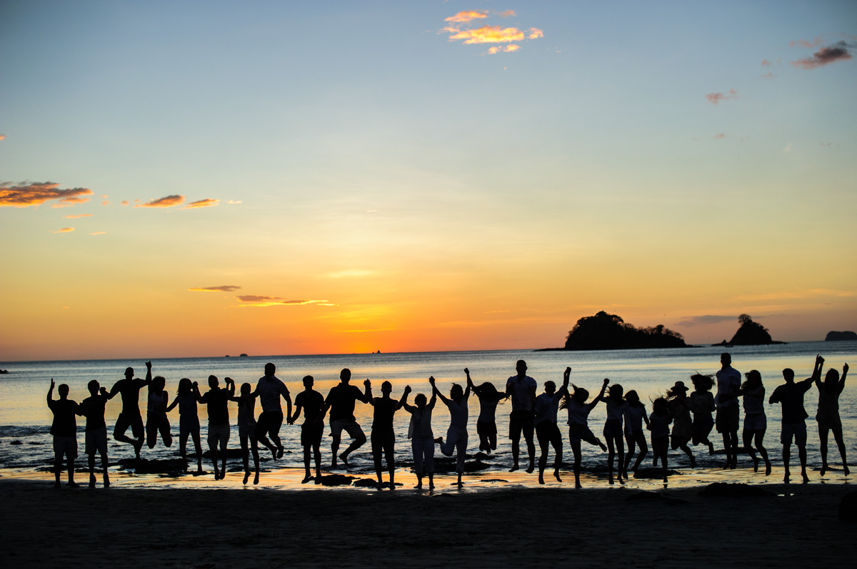 Tamarindo Family Reunion Photos