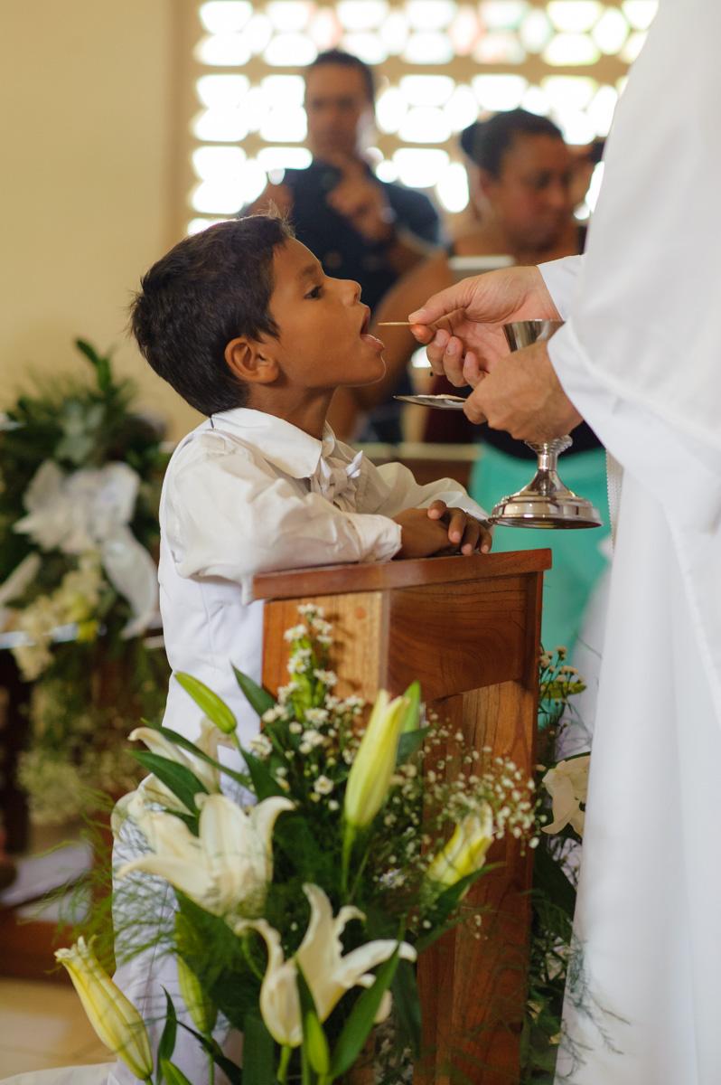First Communion Photographer