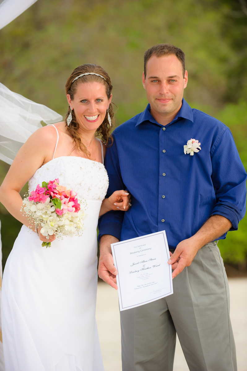 How to plan a Costa Rica Elopement