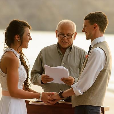 Playa Hermosa Wedding