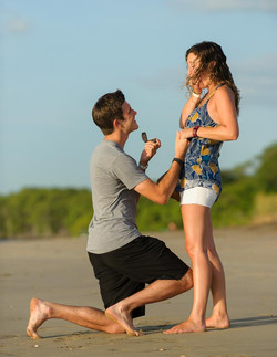Planning a proposal in Costa Rica