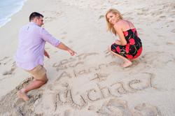 Conchal Costa Rica Surprise Proposal