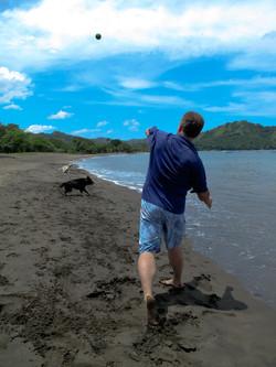 Amazing dog photography Tamarindo