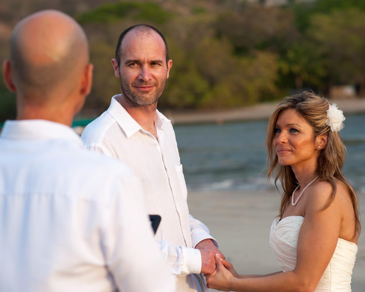 elopement at Tamarindo Estuary