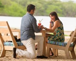 Costa Rica Surprise proposal photos