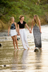 Best family photos in Costa Rica