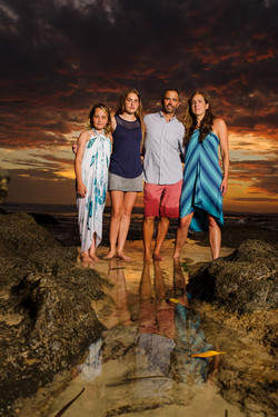 Professional Family Photos Tamarindo