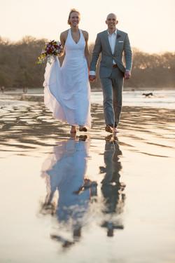 best tamarindo wedding photography