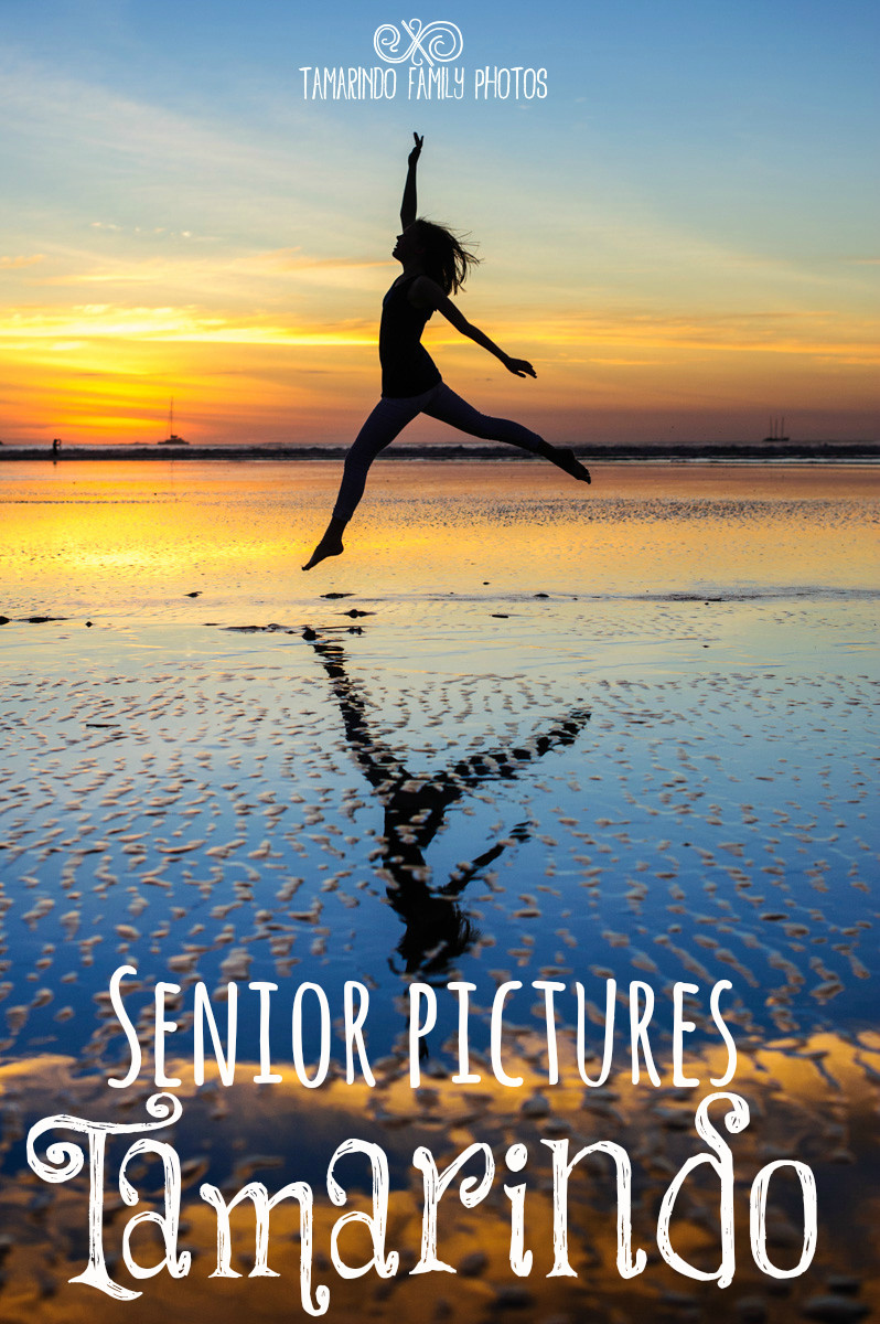 Ideas for senior pictures at the beach