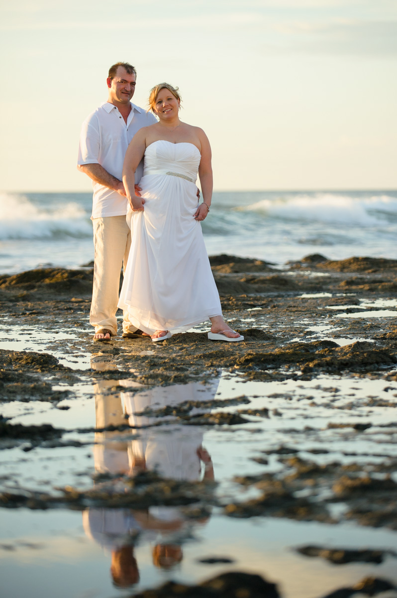 Planning a Tamarindo Elopement 2016
