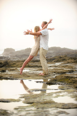 Costa Rica Engagement Pictures