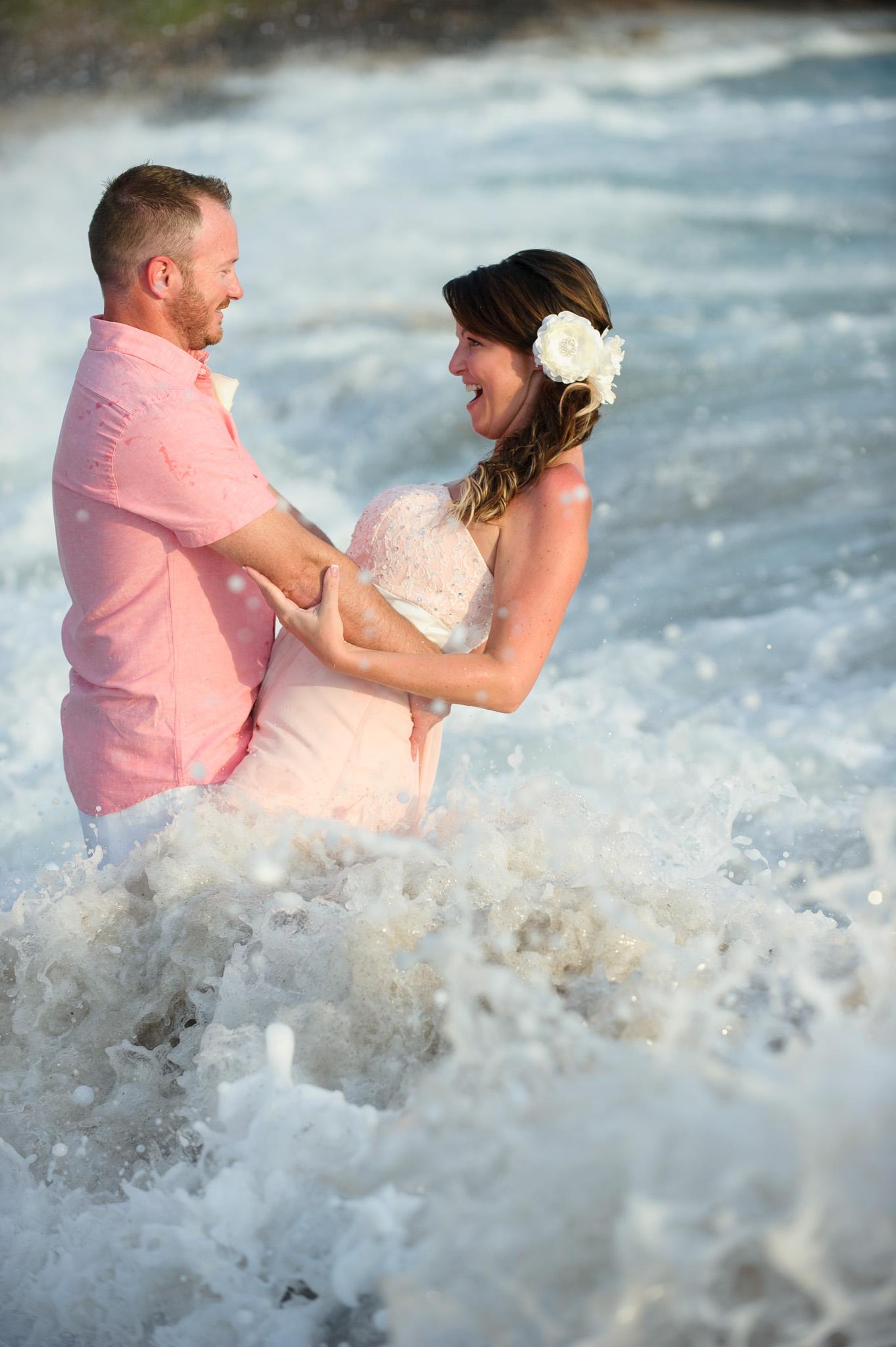 Costa Rica destination elopement