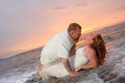 travel costa rica couple photos