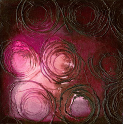 Purple Swirl II