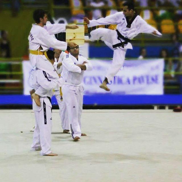 Taekwondo #taekwondo #tkd #sport #martialarts #freestyle #italy