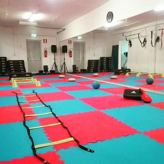 Tutto pronto per il corso dei più piccoli #taekwondopavia #taekwondo #pavia #sporting  #sport #blubo